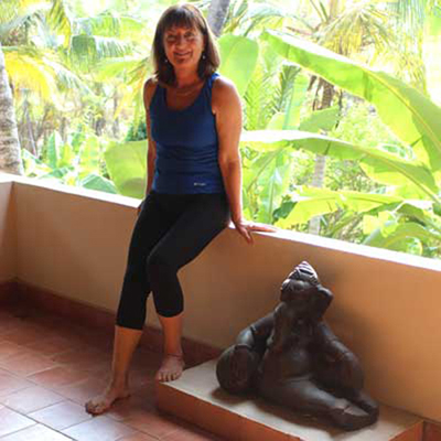 Diana Shipp Yoga Teacher