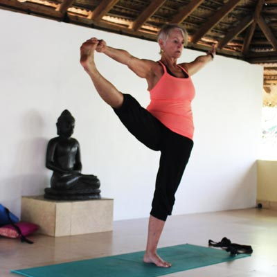 Margaret Rawlinson Yoga Teacher
