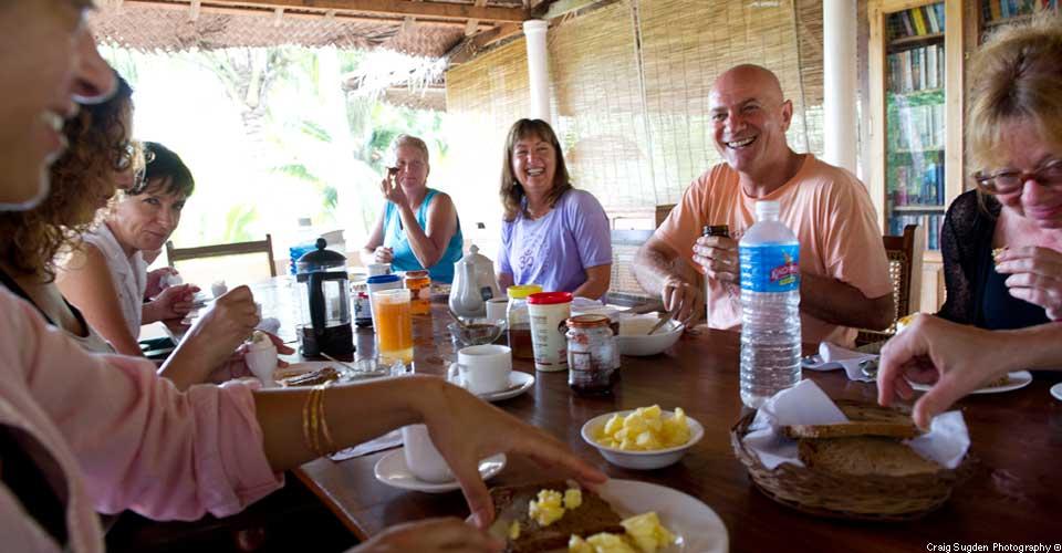 Breakfast at Kailasam