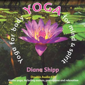 Yoga CD Diana Shipp