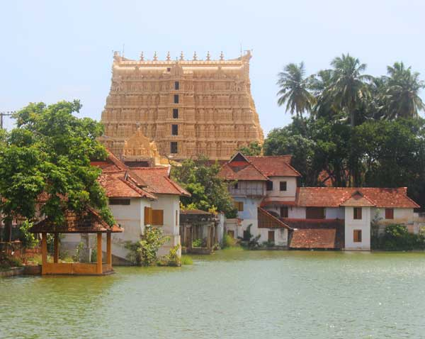 Temple in Trivandrum