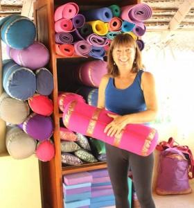 Diana Shipp, founder Kailasam Yoga