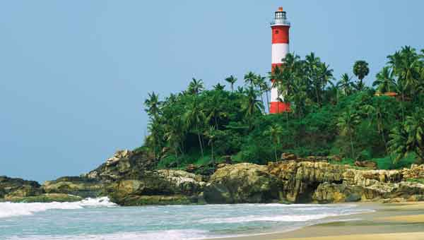 Lighthouse at Kovalam