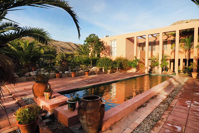Award-winning design at the Yoga Venue, Almeria