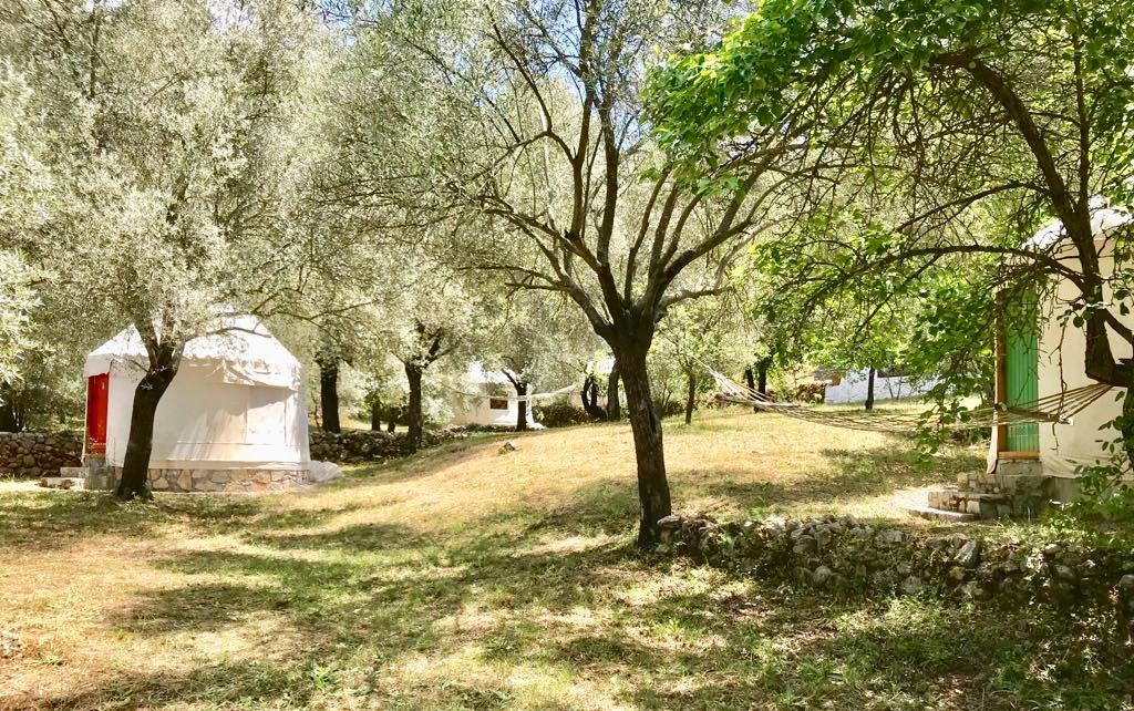 Huzur Vadisi retreat site