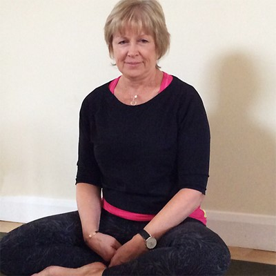 Charlotte Huggins Yoga Teacher